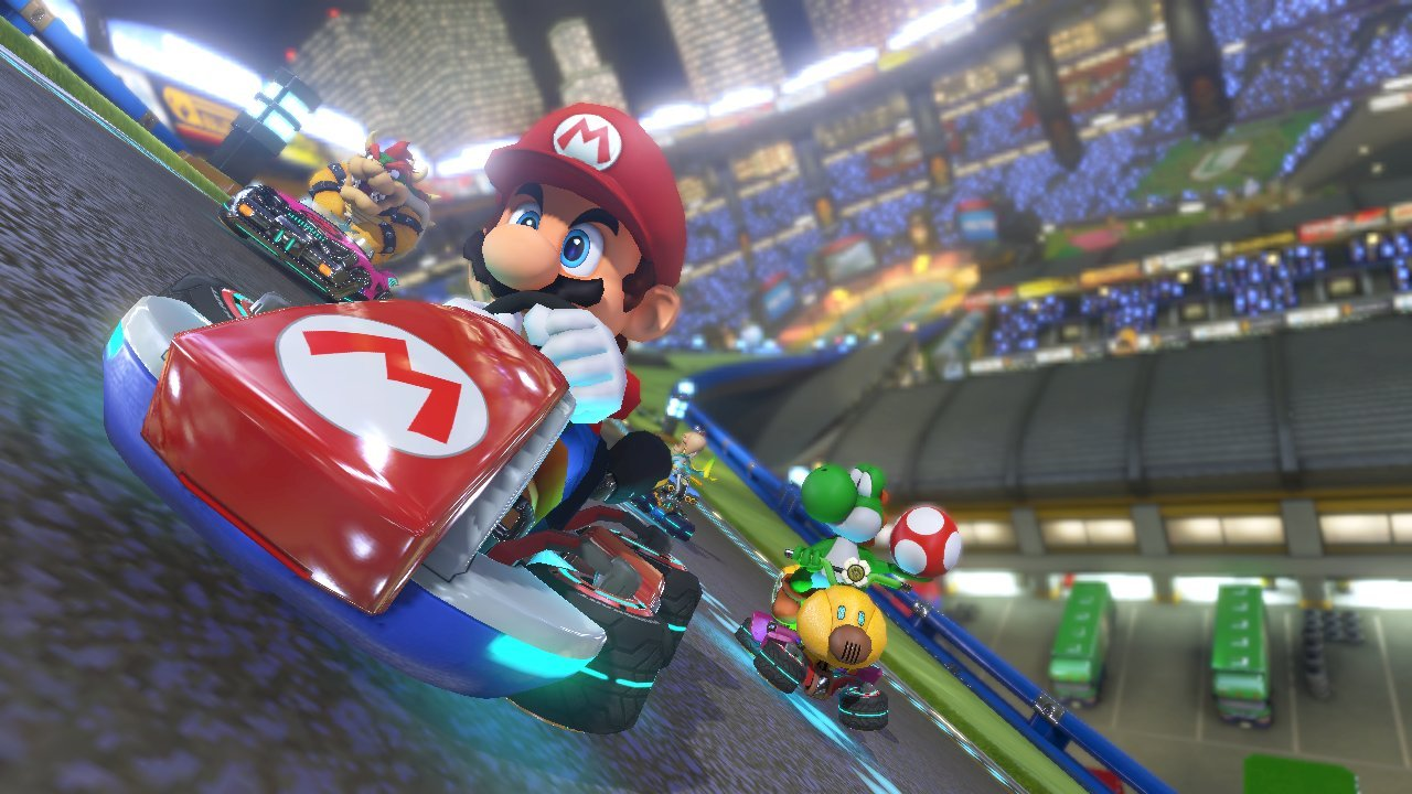 Introducing Mario Kart 8